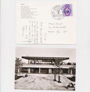 Ansichtskarte Berlin Neue Nationalgalerie mit