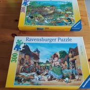 Ravensburger Puzzle 300 Teile schöne