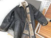 super Lammfell-Jacke für Kalte Tage