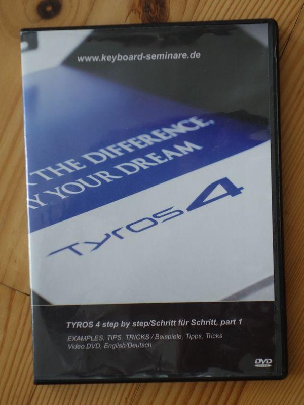 Schritt für Schritt Lern DVD