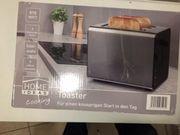 Toaster neu verpackt ungeöffnet