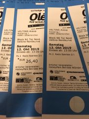 Schalke ole tickets