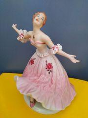 Figur Tänzerin Rumänien ARPO Cuerta