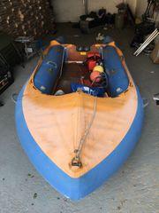 Schlauchboot Angelboot Zephyr Mit Tohatsu