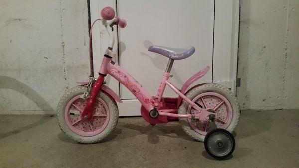 Kinderfahrrad - 12 5 Zoll - Barbie