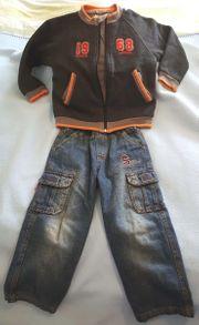 Hose Jeans Gr 104 Jacke