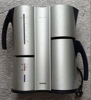 Verkaufe Kaffee Maschiene Siemens Design