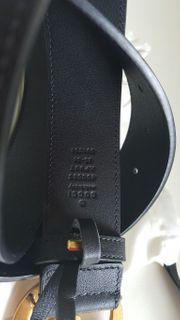 orig Gucci Gürtel Belt GG