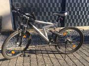 Fully-Mountainbike mit Shimano-Schaltung - 26 Zoll