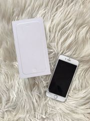 iPhone 6 64 GB silber