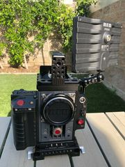 DSMC RED SCARLET-X 5K Cinema