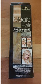 Verkaufe hier Neuwertige Haarverlängerung von