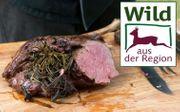 Wildfleisch aus dem Odenwald