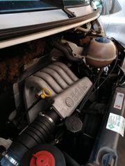 VW T4 Unfall
