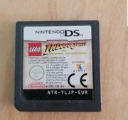 Indiana Jones Nintendo DS