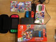 Nintendo Switch 4 Spiele 4