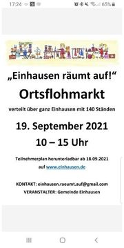 Flohmarkt Ortsflohmarkt Hofflohmarkt