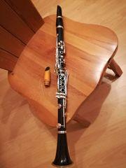 B-Klarinette G Graessel Nürnberg Böhm
