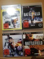Battlefield 2 3 4 und