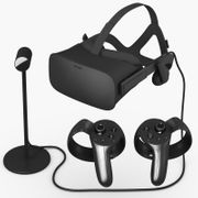Oculus Rift Touch Bundle