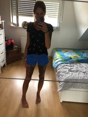 Coole sexy Shorts Hose von