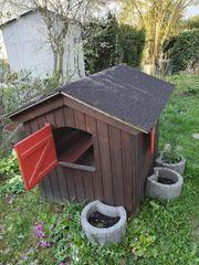 Kinder Gartenhäusle