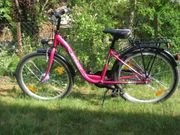 Mädchen-Fahrrad 24 Zoll