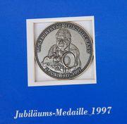 Medaille -Münze 80 Geb Heinz
