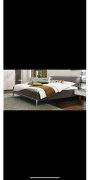 Musterring Bett mit Nachtschränken 180x200