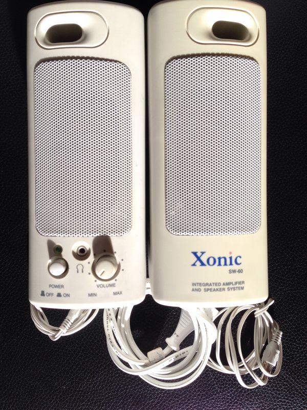 Lautsprecher für PC Xonic SW-60