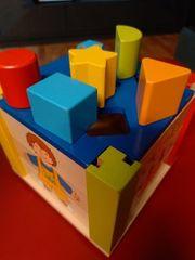 Goki Steckbox aus Holz ab