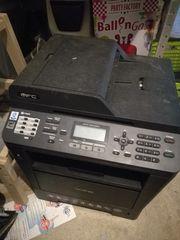 Brother Laserdrucker Scanner