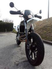 Moped Derbi-Senda X-Treme 50 limited