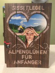 Buch Sissi Flegel - Alpenglühen für