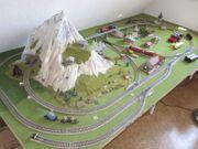 Maerklin H0 Eisenbahnanlage 1 25