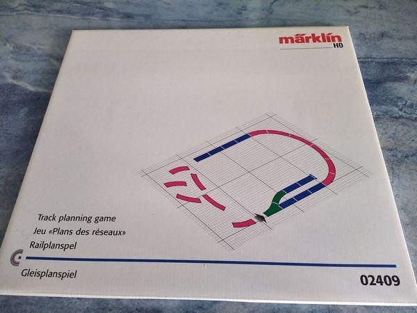 Märklin C-Gleise - Gleisplanspiel 02409 - NEU