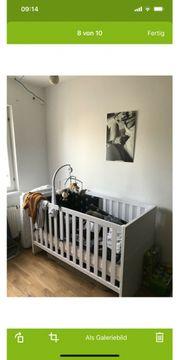 Paidi Babybett und Erweiterungsset