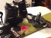 Burton Snowboard 150cm inkl Bindung