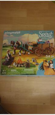 Playmobil Spirit Vatter Jim mit