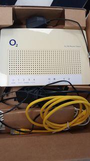o2 DSL router classic ganz