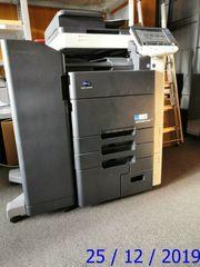 Konica Minolta C452 A3 Farblaserdrucker