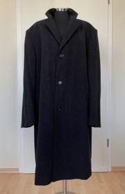 Mantel mit Cashmere und Schurwolle