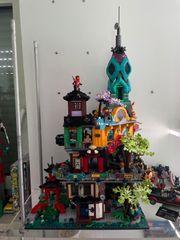 71741 LEGO Ninjago Die Gärten