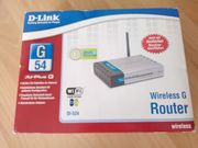 D-Link Wireless G Router