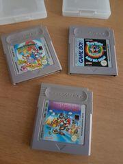 Game Boy Spiele