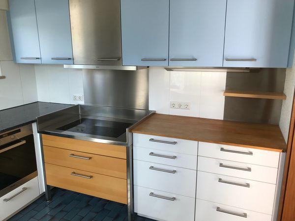 Schöne Küche mit allen Elektrogeräten günstig in Kernen ...