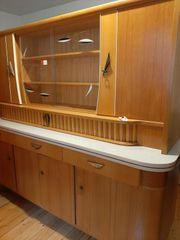 50-er Jahre Küchensideboard Topp-Zustand