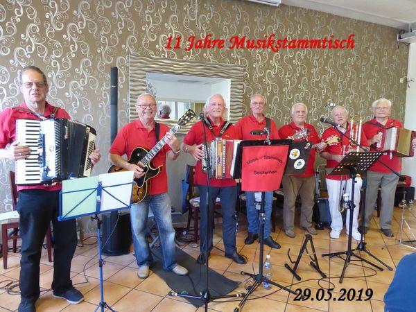 Musik-Stammtisch Seckenheim