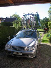 -- Grundträger plus 3 Fahrradhalter