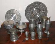 Zinn Sammlung